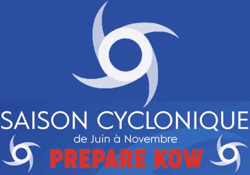 Campagne prévention saison cyclonique 2019